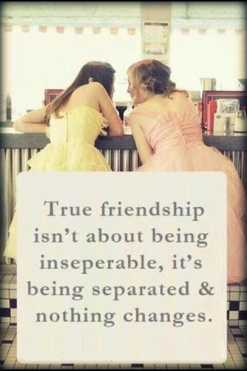 gallery for inspirational friendship quotes for women
